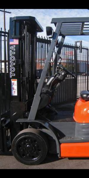 Forklift Toyota for Sale in San Diego, CA