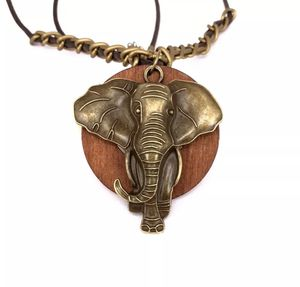 Handmade wooden and bronze necklace for Sale in Glen Burnie, MD
