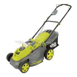 Garden Brushless Lithium Ion 40-volt Push 16-in Cordless Electric Lawn Mower for Sale in Palmdale, CA