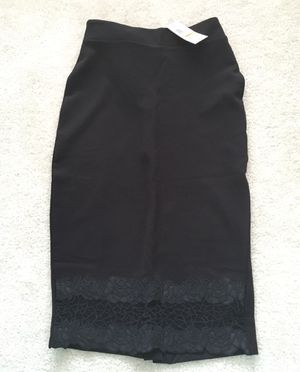 Macys(material girl) women's pencil skirt with tags for Sale in Herndon, VA