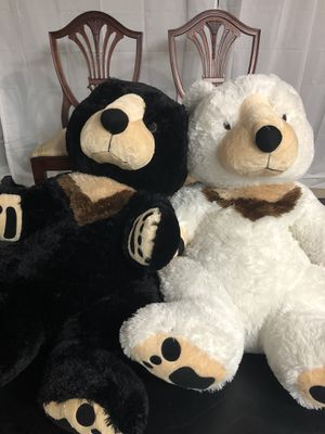 Large Stuffed Hershey's Park Bears for Sale in Severna Park, MD