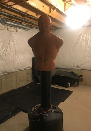 Mannequin punching bag for Sale in Buffalo, NY
