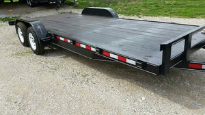 New 20ft Flatbed Carhauler Trailer for Sale in St. Louis, MO