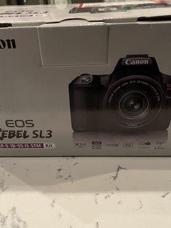 Canon Eos Rebel Sl3 for Sale in Las Vegas,  NV