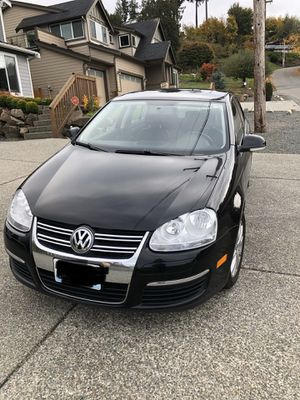 2010 VW Jetta in GREAT condition for Sale in Everett, WA