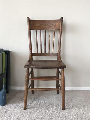 Antique Oak Chair for Sale in Oakland, CA