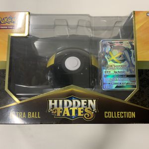 Hidden Fates Ultra Ball Collection - Shiny Metagross GX for Sale in West Hartford, CT