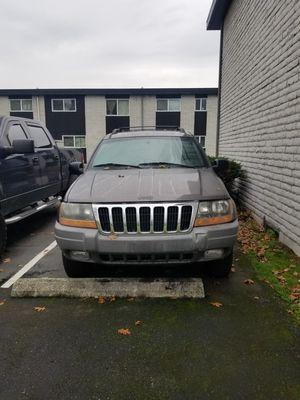 Jeep grand cherokee for Sale in Tacoma, WA