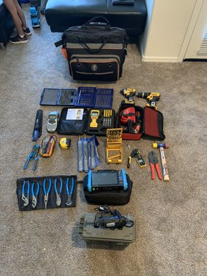 Security installer tools for Sale in Chandler, AZ
