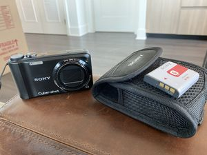 Sony Digital Camera DSC-H55 for Sale in McLean, VA