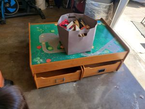 Train activity storage table for Sale in San Diego, CA