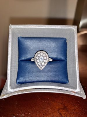 Celebration Diamond - Size 7 from Zales - Never worn for Sale in Clermont, FL