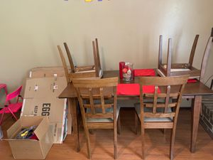 Kitchen table set for Sale in Wichita, KS