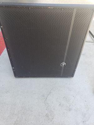 "Subwoofer mackie 15"" for Sale in Orange, CA"