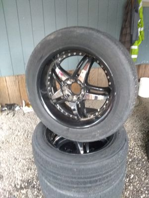 Tires and wheels for Sale in Tualatin, OR