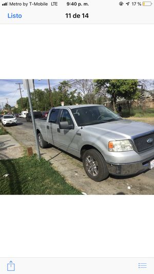 2007 Ford F-150 tituló limpio for Sale in Los Angeles, CA