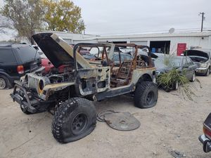 2005 Jeep Wrangler, PARTS ONLY!!! for Sale in Dallas, TX
