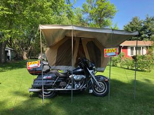 Harley and Camper for Sale in Pardeeville, WI