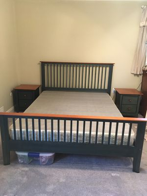 Queen bed for Sale in Hamilton Township, NJ
