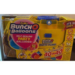 Gold Buncho Balloons PUMP Set for Sale in Virginia Beach, VA