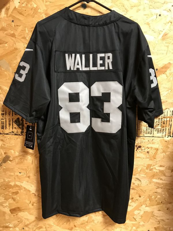 Darren Waller Oakland raiders jersey