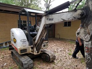 2014 Bobcat mini excavator for Sale in Galena Park, TX