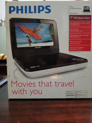 Philip's portable DVD player for Sale in Canton, MA