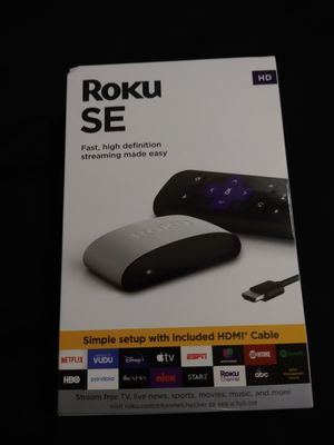 Roku streaming device se for Sale in Orlando, FL