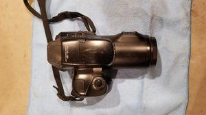 Olympus IS-3 DLX Quartz Date Film Camera w/35-180 Intelligent Zoom Lens & Flash for Sale in Livermore, CA