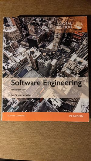 Software Engineering textbook for Sale in Phillips Ranch, CA