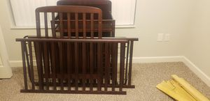 Changing table and crib for Sale in Lake Worth, FL
