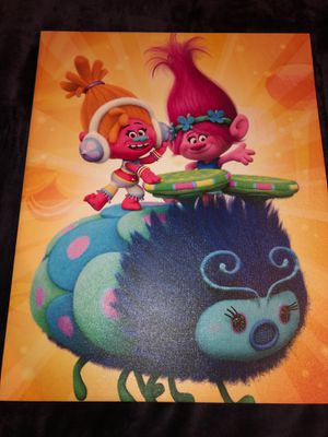 Troll poster for Sale in Winchester, CA
