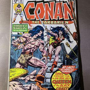 Conan The barbarian # 58 for Sale in Fontana, CA