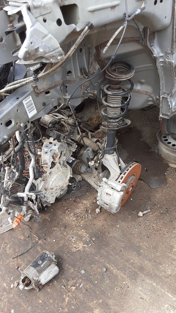 2016 Jeep Cherokee for parts