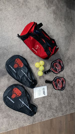 Pickle Ball Set 2-Phantom Wide body Paddles for Sale in Virginia Beach, VA