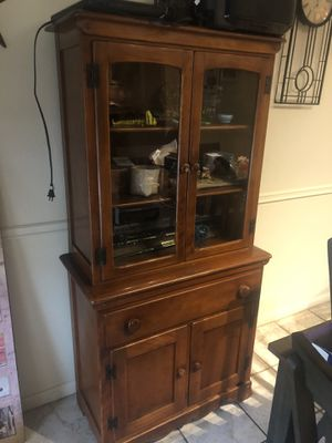 Antique Hutch for Sale in Pflugerville, TX