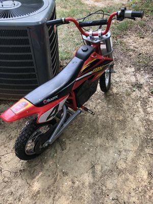 Razor Dirt Bike for Sale in Washington, DC