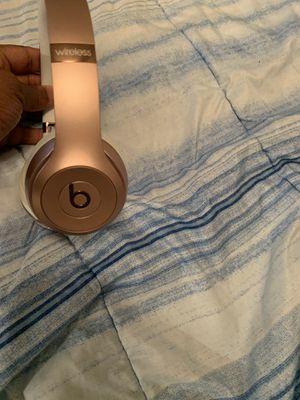 Wireless Beats headphones for Sale in Starkville, MS