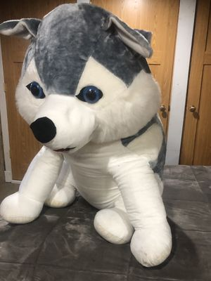 Giant Stuffed Animal, $5 for Sale in Villa Park, IL