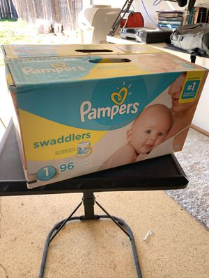 Huggies & Pampers never opened size 1(read description) for Sale in San Diego, CA