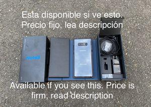 Samsung galaxy Note 8 64g unlocked. Lea descripción antes de preguntar /Read description before asking for Sale in San Leandro, CA