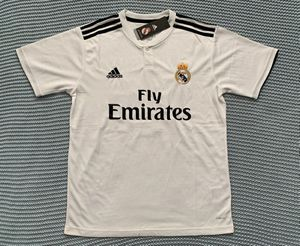 Luka Modric #10 - Real Madrid Soccer Team - Brand New Men's White Home 2018 / 2019 Season Soccer Jersey - Size M and L for Sale in Chicago, IL