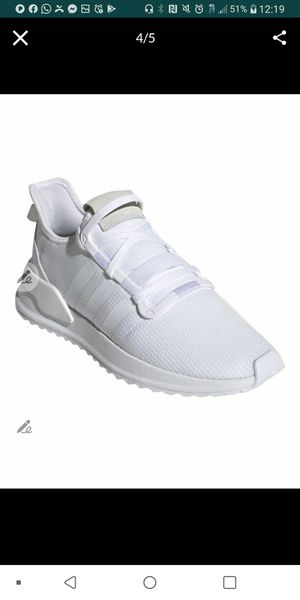 Adidas mens Pure white (new size 9) for Sale in Los Angeles, CA