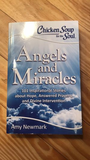 Chicken Soup for the Soul: Angels and Miracles Book for Sale in Lynchburg, VA
