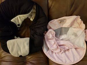 Car seat covers both seasons for Sale in Republic, MO