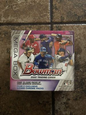 Topps Bowman Mega Box for Sale in San Fernando, CA