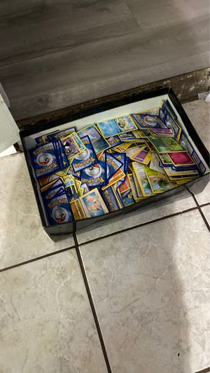 Pokemon cards for Sale in Fort McDowell, AZ
