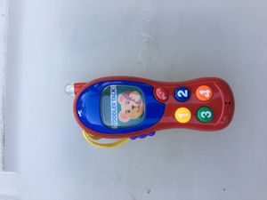 Discovery Kids play phone for Sale in Rancho Cucamonga, CA