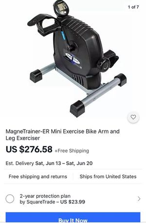 Exercise bike Magnetrainer for Sale in Chicago, IL