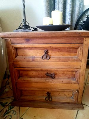 Two End tables(pair) OR nightstands for Sale in Las Vegas, NV
